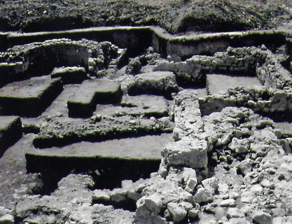 Római villák maradványai